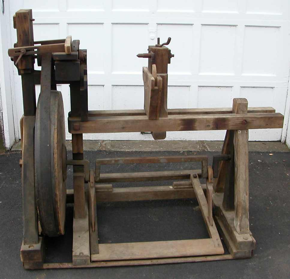 Homemade Treadle Wood Lathe Plans Homemade Ftempo